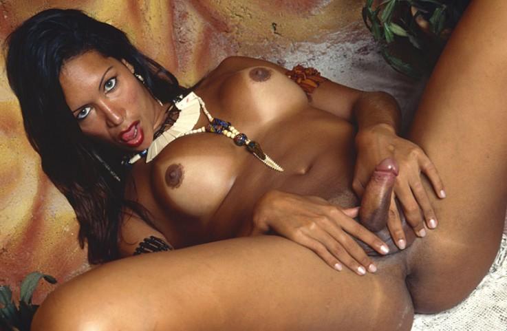Shemale Trish - tranny phone sex slut that loves TSTV shemale chat